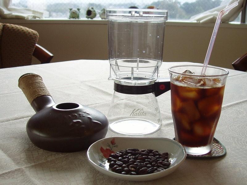 <経験者限定>夏の必需品!焙りたてで美味しいアイスコーヒーを楽しむの画像