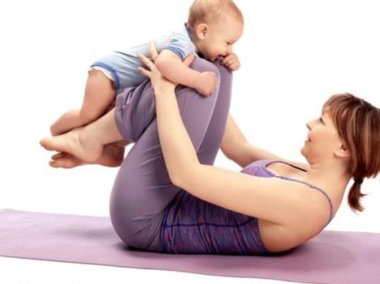 産後ヨガ〜1ヶ月から1年〜産後の骨盤の状態を整えようの画像