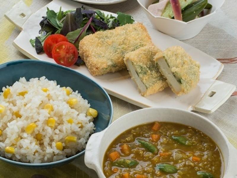 <ヴィーガン料理入門編>追加開催!旬を味わう毎日の一汁三菜レッスンの画像