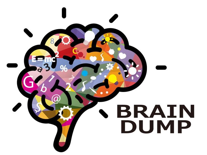 【脳の断捨離】ブレインダンプ実践会の画像