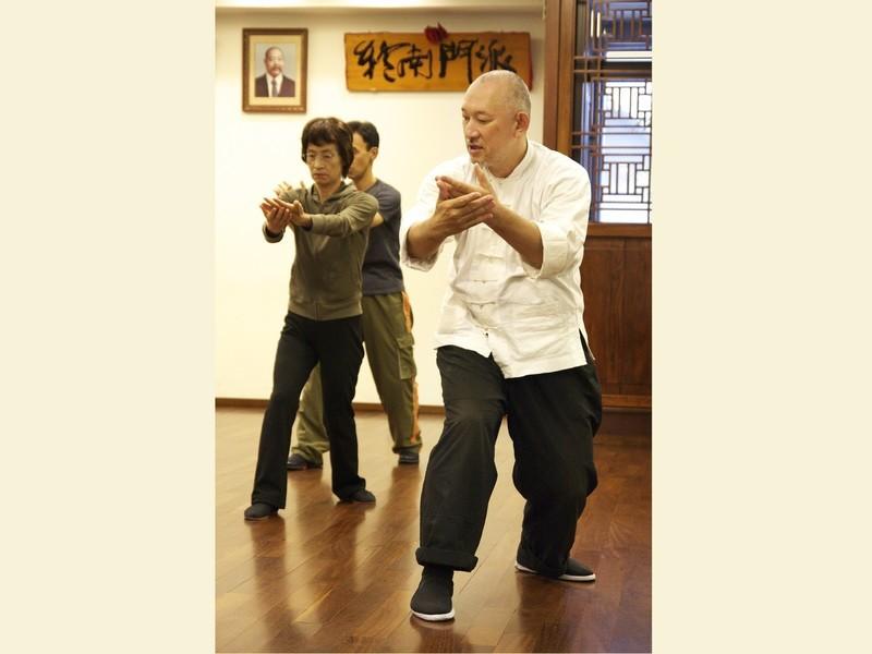太極拳で学ぶマインドフルネスと超集中力の画像