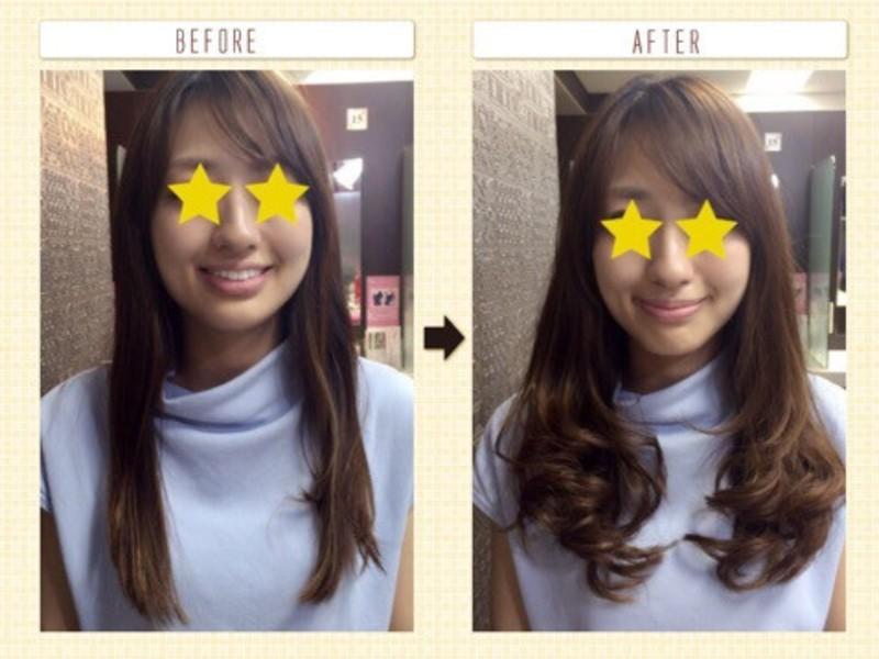 【ペア割あり♪】巻き髪グループレッスン 初級の画像