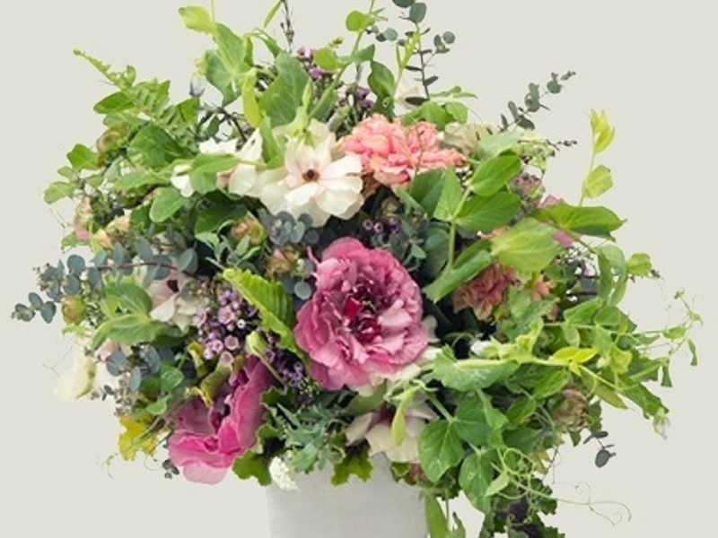 【副業花屋】空いた時間で出来るオンライン花屋教えます!の画像