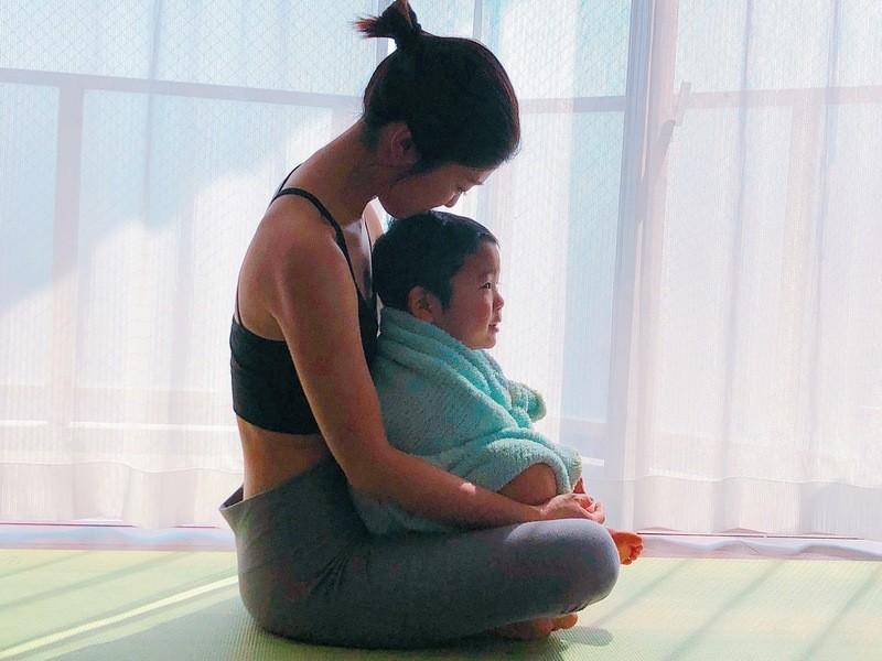 子連れOK!ママヨガレッスン✩骨盤調整、肩こり改善。の画像