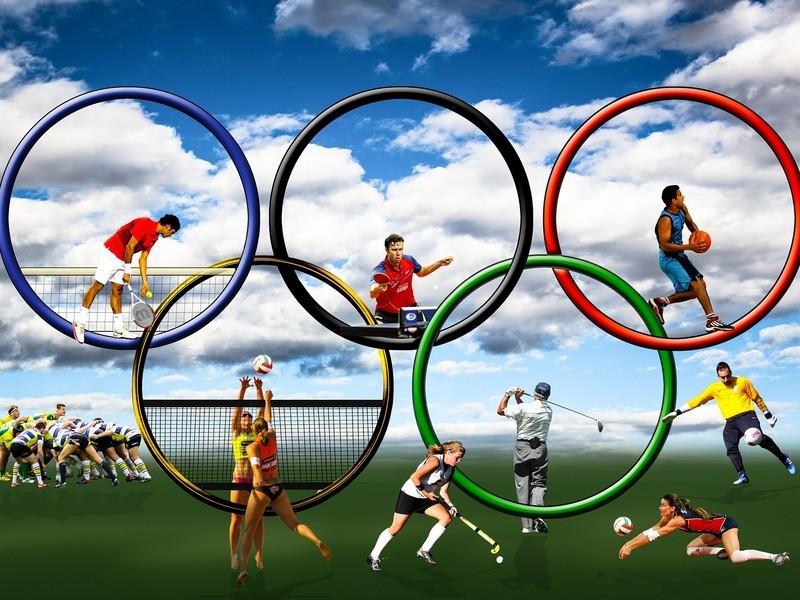 オリンピック競技を作って体験しよう!の画像