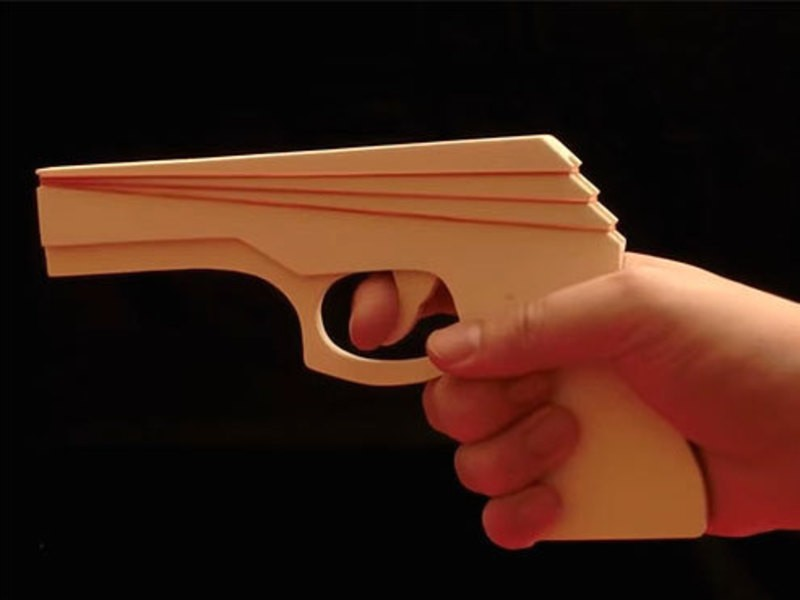 オリンピック競技の射撃を作ってみよう!の画像