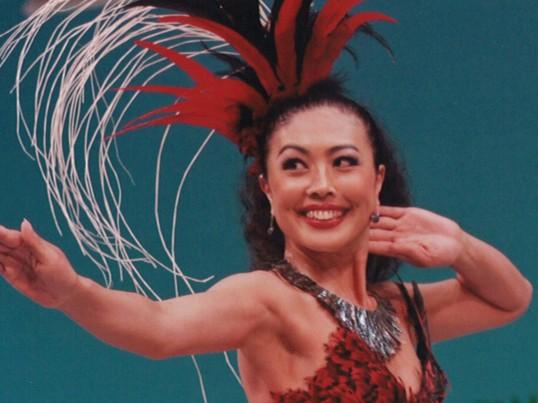 未設定 タヒチアンダンスで70分間フィットネスの画像