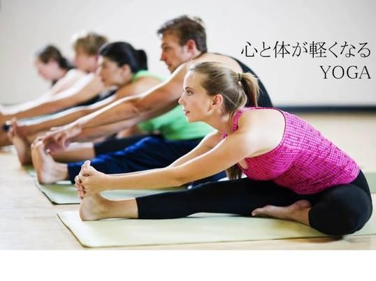 【パークヨガ】心と体が軽くなるYOGA体験レッスン(チャリティー)の画像