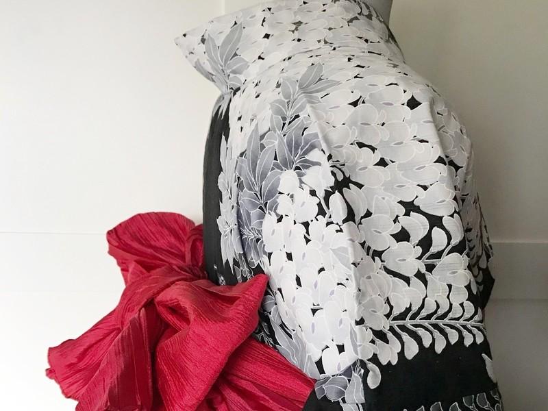 この夏自分で着れるようになるゆかたレッスン【レンタル浴衣で手ぶら】の画像
