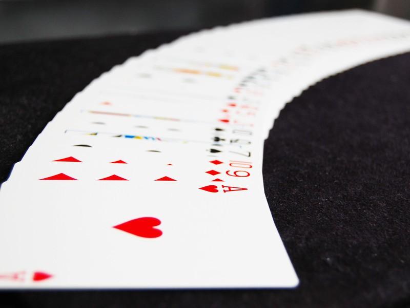 マジック初心者向け!カードマジックの基本!の画像