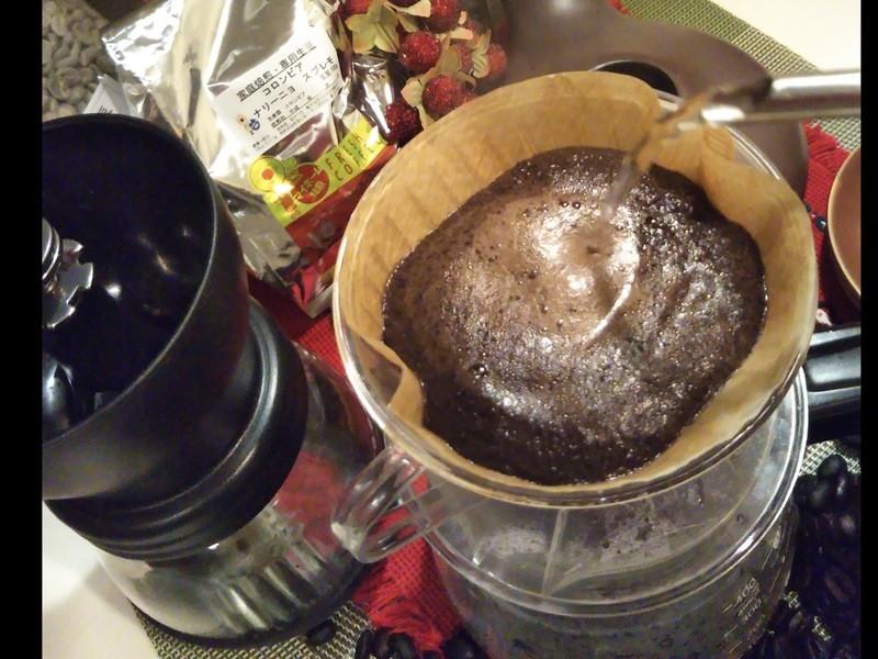 家庭でカンタン!!コーヒー焙煎体験講座の画像