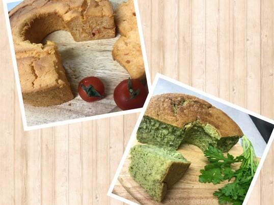 米粉のシフォンケーキと米粉パンを親子で作ろう!卵、乳製品不使用の画像