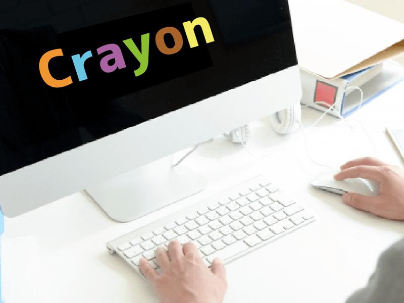 スマホアプリCrayon(クレヨン)を使って簡単ホームページ作成!の画像