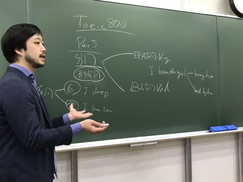 【大阪】「TOEIC800点獲得保証クラス」大事なのは結果です。の画像