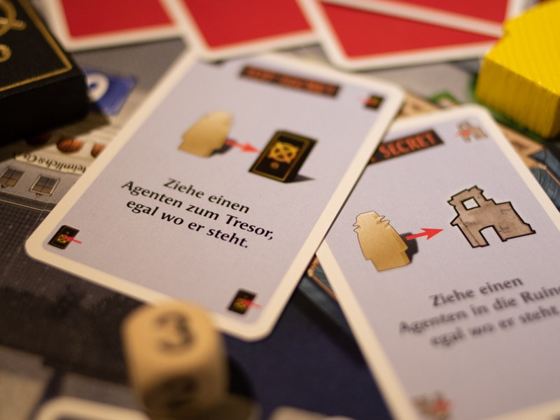 江古田のボードゲームカフェでドイツ語に触れよう!の画像