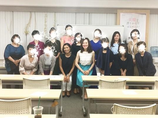 【東京8/3】センシュアルビューティ講座♡( デリケートケア)の画像