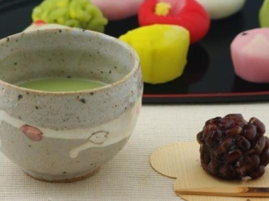 夏休み こどもの初めてのテーブル式茶の湯の画像