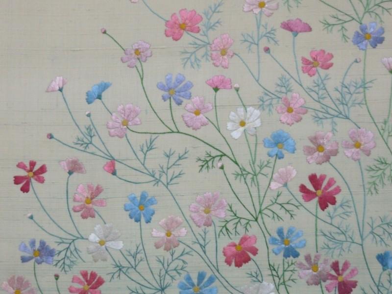 日本刺繍で輝く自分を手に入れるおけいこ!伝統工芸で没頭できる時間の画像