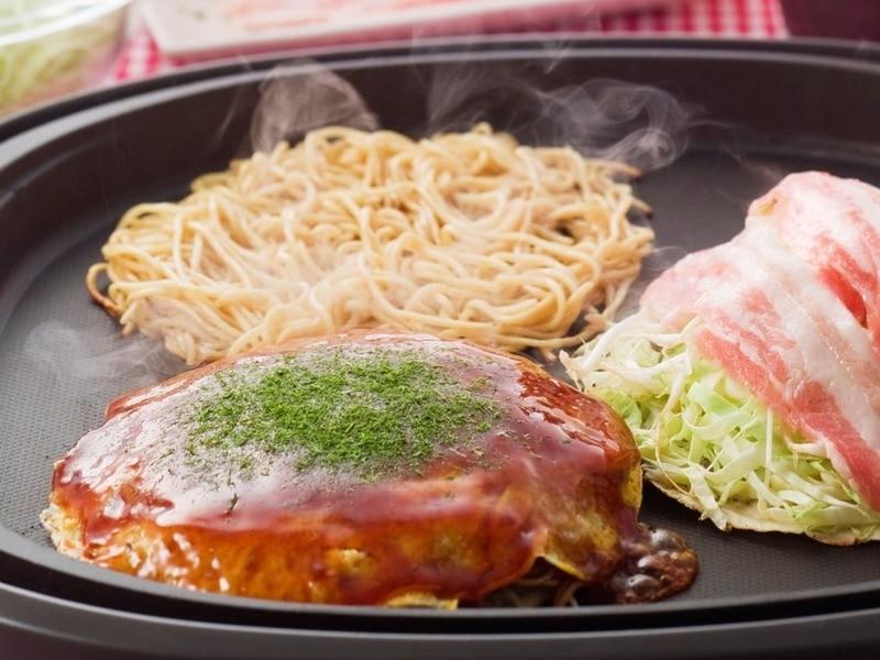 英語で楽しむ街探検&英語で学ぶ広島風お好み焼きの画像