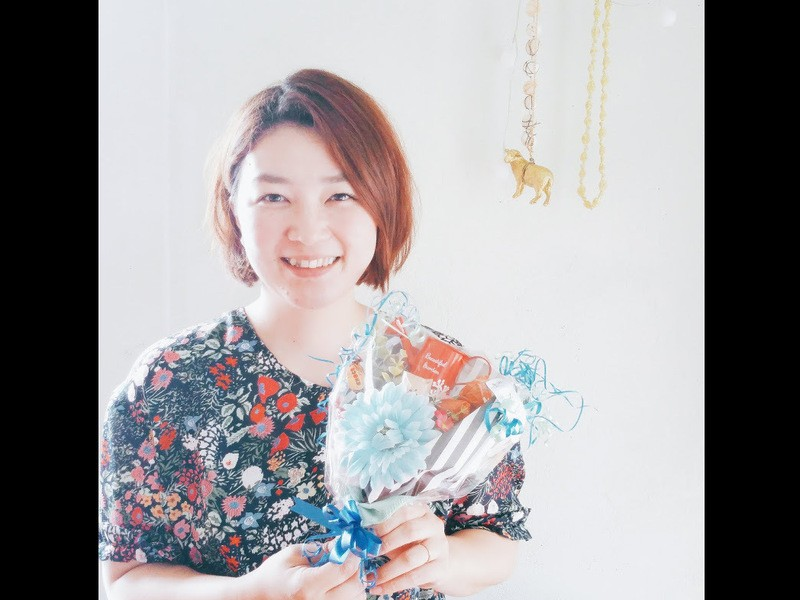 【オンライン開催】キャンディブーケ作家養成講座 全5回の画像