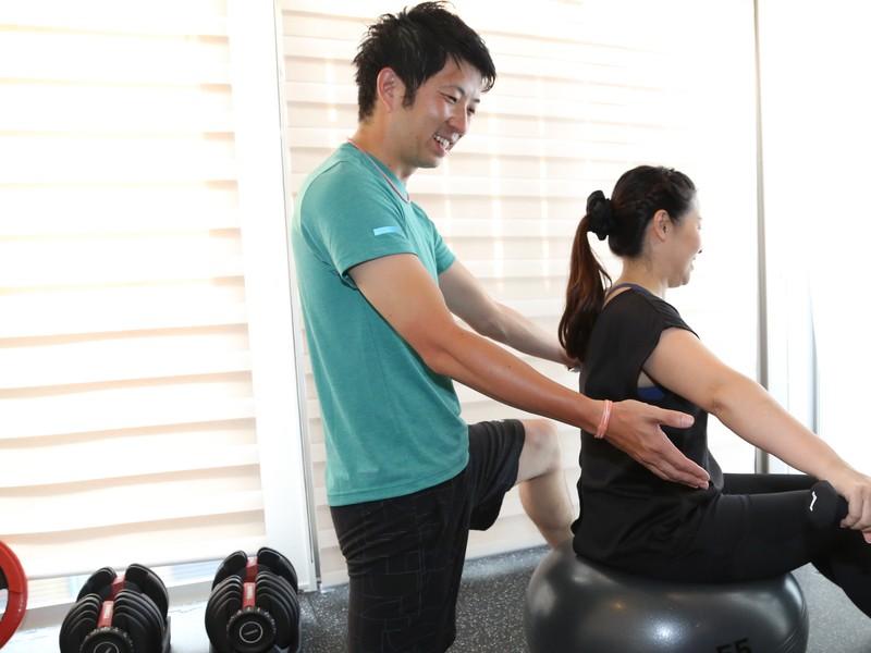 痩せる身体を身につける痩せ筋トレーニングセミナーの画像