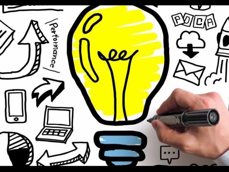 ビジネスモデルデザイン講座 戦略的思考を視覚化する方法の画像