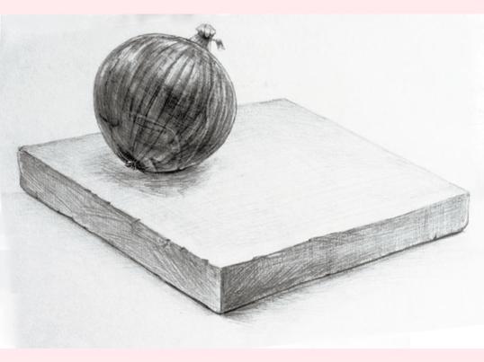 鉛筆デッサンの超基礎✨の画像