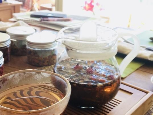季節のヘルスケア・薬膳茶を飲みながらセルフケアを楽しく学びましょうの画像