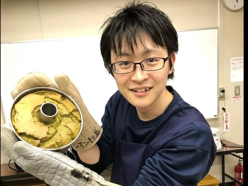 プロが教える、簡単シフォンケーキの作り方の画像