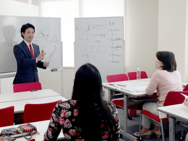 起業のための勉強会 (自分の軸、起業の軸を作ることができます)の画像