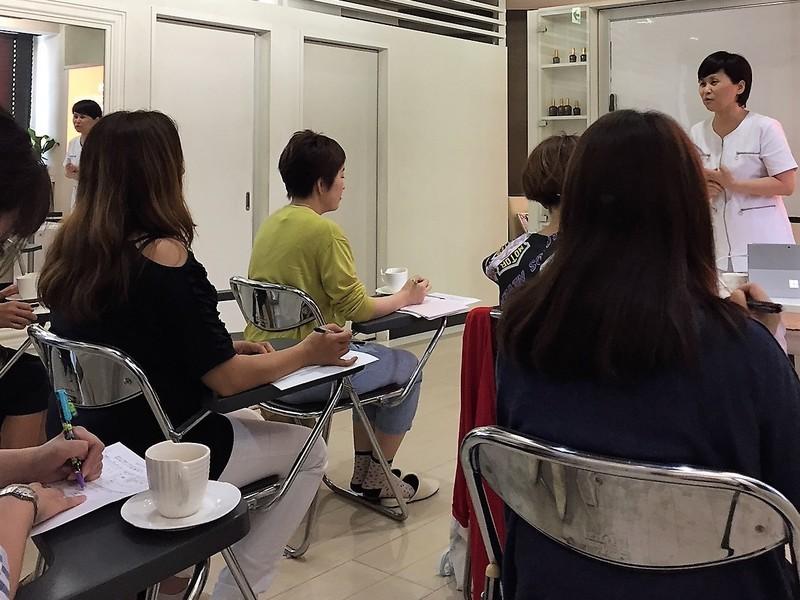 一生使える自分磨きテクニック「ホリスティック美容体質1day講座」の画像