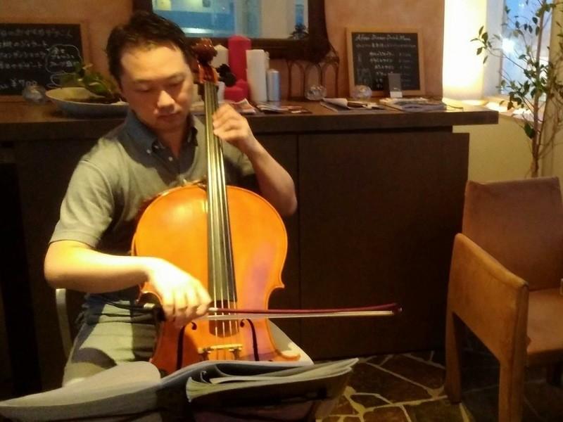 チェロを体感してみよう。弦楽器を始めたい方へ。チェロの薦めの画像