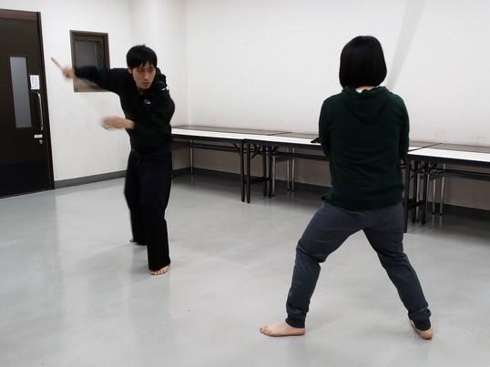殺陣・チャンバラ講座(横浜市ヶ尾)の画像