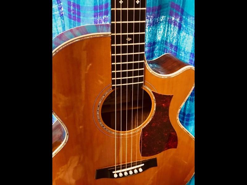 アコースティックギター スリーフィンガー習得講座の画像