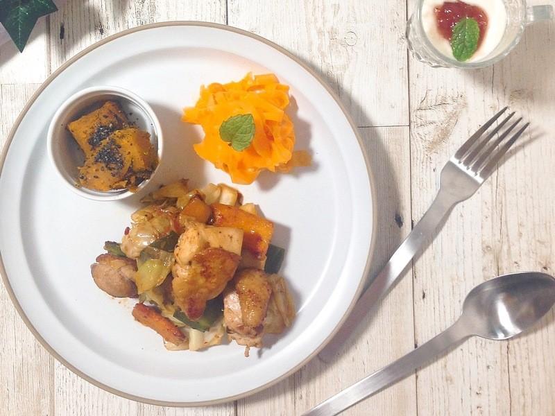 女性限定♪お試し出張料理教室「簡単おいしいバランス◎」常備菜6品の画像