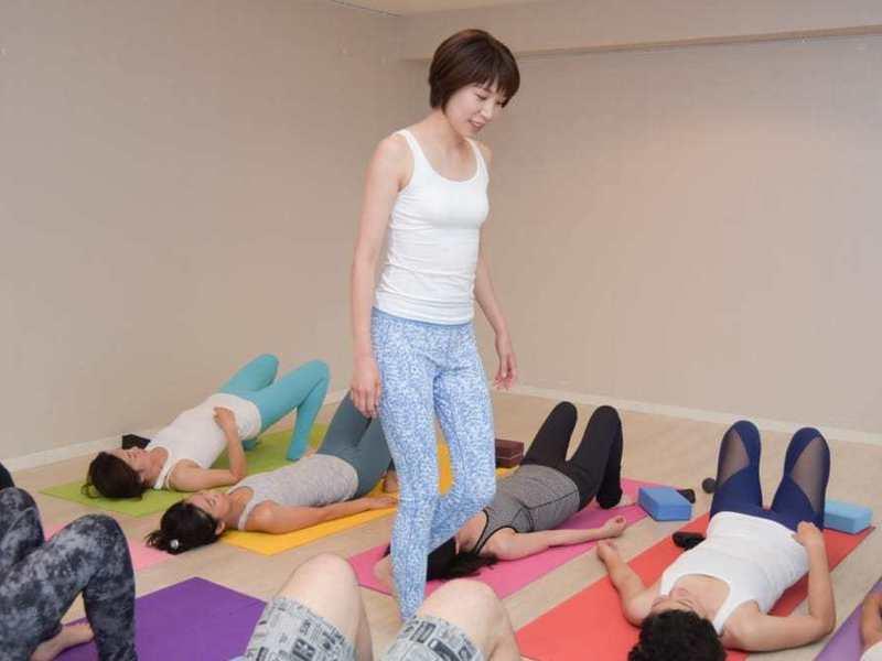 代謝・血流UP!筋膜リリースで肩こり腰痛を解消する!!の画像