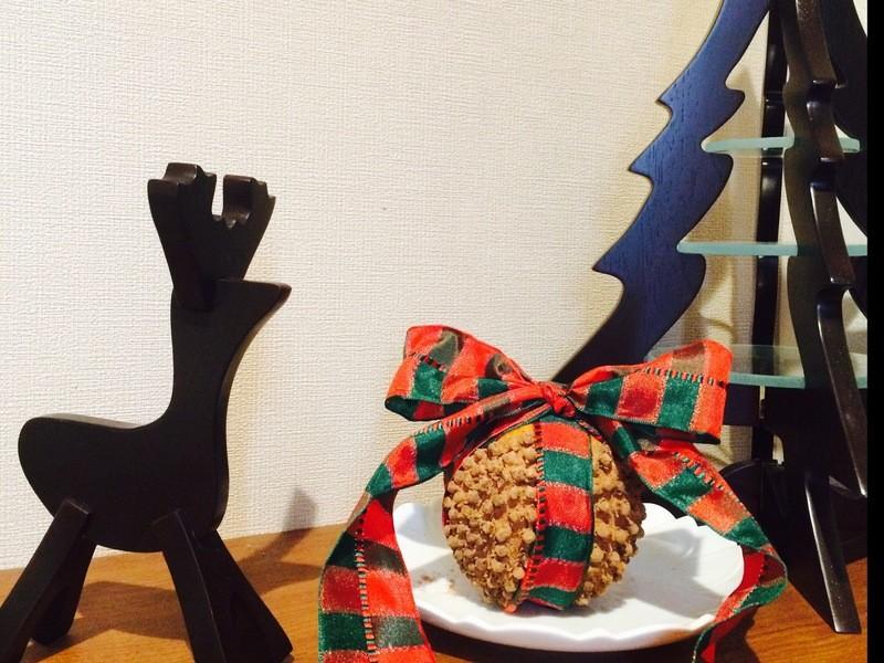 香るクリスマス!オレンジポマンダーとクリスマスのアロマスプレー作りの画像