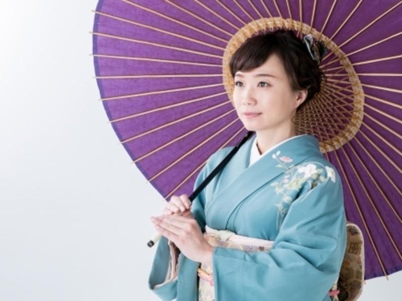 【手ぶらで日本舞踊】初級編:所作美人コースの画像