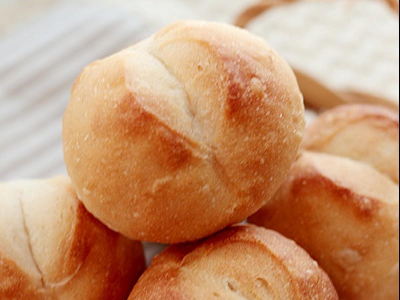 【千葉】フードプロセッサーでこねないパン作り!玄米甘酒のパンの画像
