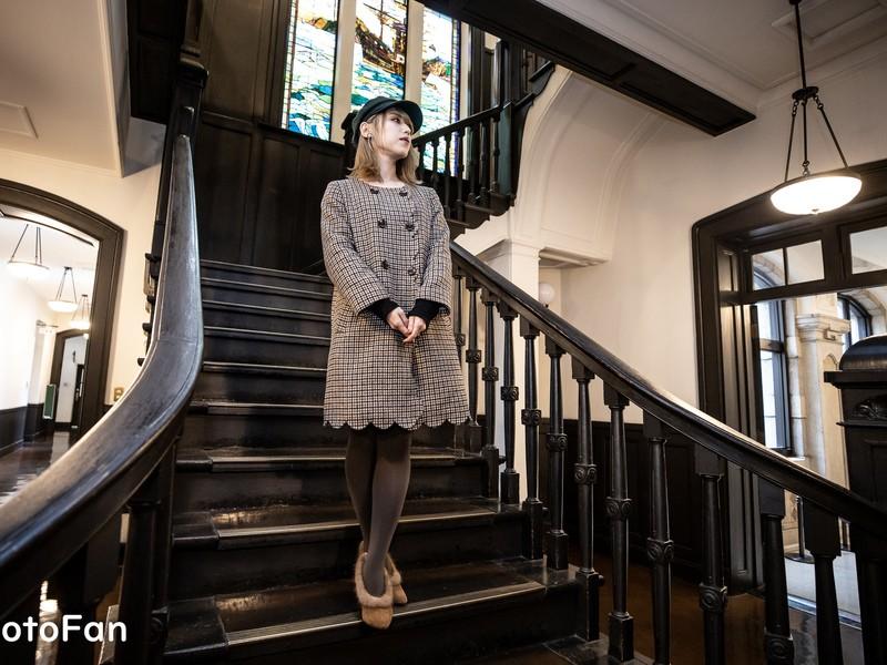 【大阪】モデル☆ストロボ貸出し☆はじめてからのストロボ撮影講座の画像