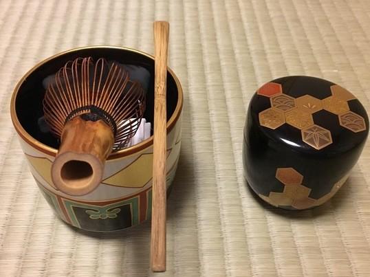 ◆はじめてのお茶◆の画像