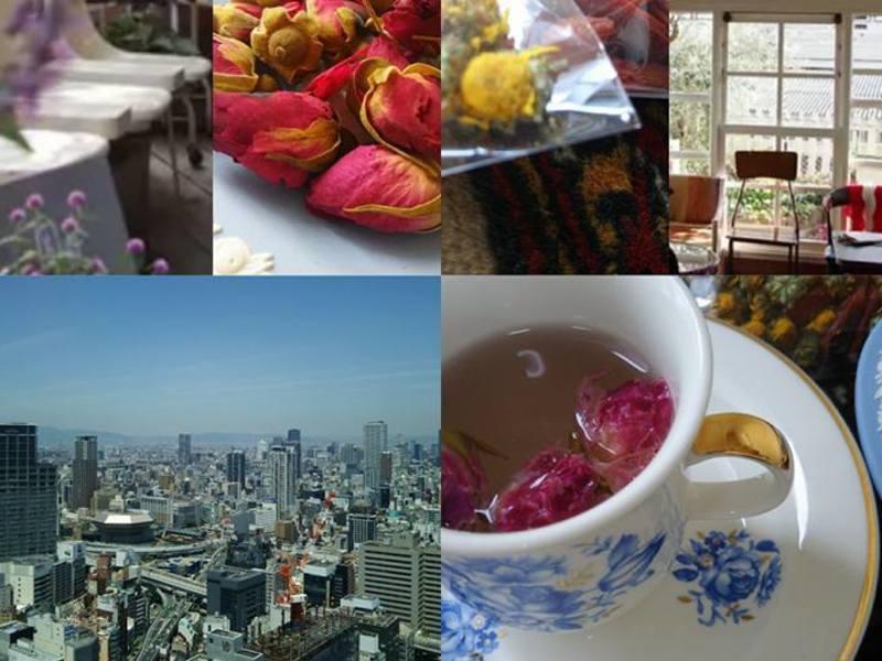 薬膳ランチ中国茶をたのしみながら薬膳の知識を身につける【京都教室】の画像