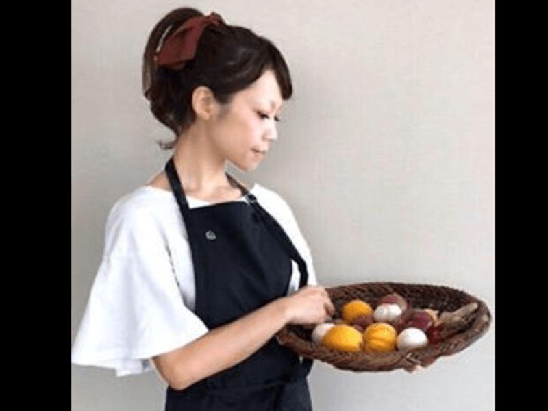 料理家 湖山くれみさんの女性の起業、SNS活用を料理を囲んで聞く会の画像