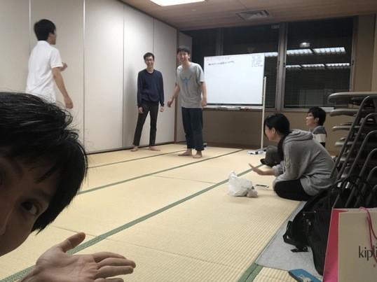 インプロ(即興演劇)で楽しく笑いながら新しい特技を見つけよう!!!の画像