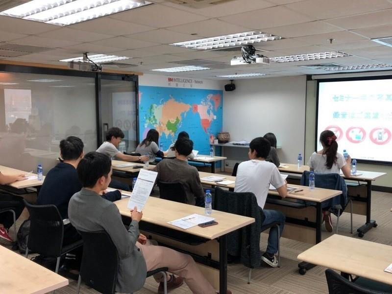 香港いってきた報告会の画像