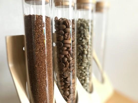 ハンドドリップレッスン 豆の挽き目の違いで変わるコーヒーの味の画像