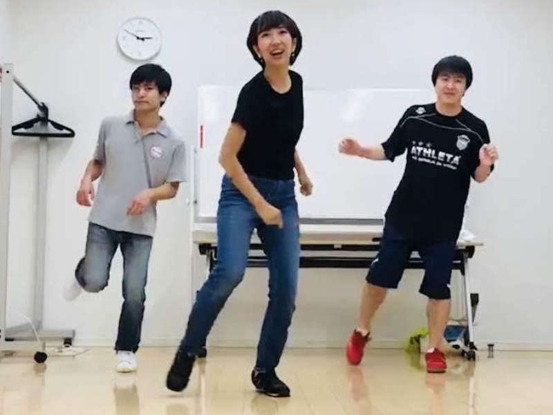 DA PUMPのU.S.A.がフルで踊れるようになるダンスレッスンの画像