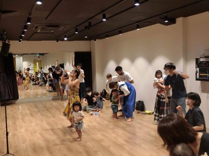 アフリカンリトミック&ダンス神戸クラスの画像
