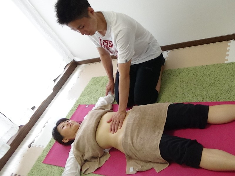 プライベート腸セラピー(チネイザン) 施術体験&セルフを学べます。の画像