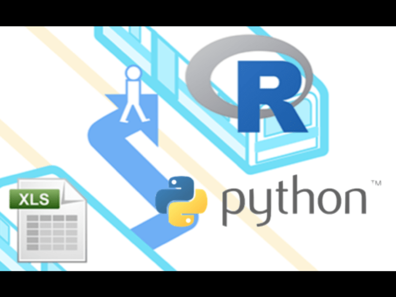 """データ分析""""R/ Python""""個別指導 課題や行き詰まりを解決の画像"""